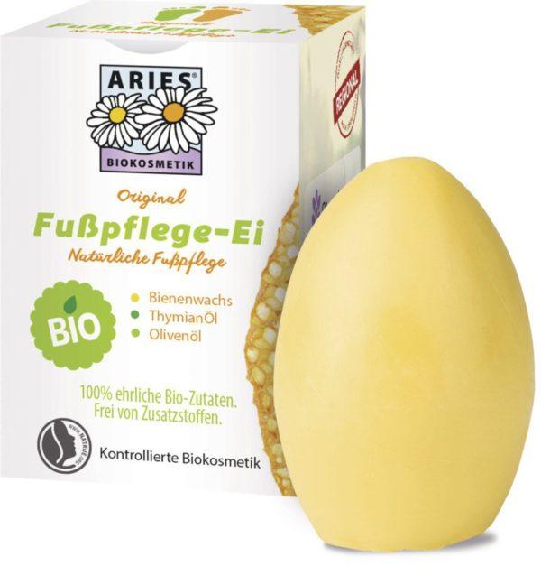 Aries Stapeler Fußpflegeei 6x1Stück