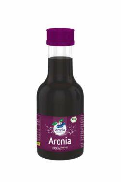 Aronia ORIGINAL Aronia 100% Direktsaft 0,1l Bio FHM 18x100ml