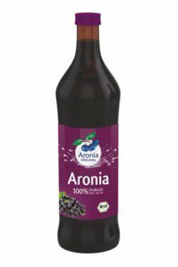 Aronia ORIGINAL Aronia 100% Direktsaft 0,7l Bio FHM 6x0,7l