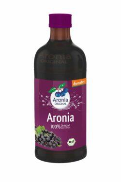 Aronia ORIGINAL Aronia Direktsaft 0,35l demeter FHM 6x0,35l