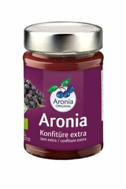 Aronia ORIGINAL Aronia Konfitüre extra 225g Bio FHM 6x225g