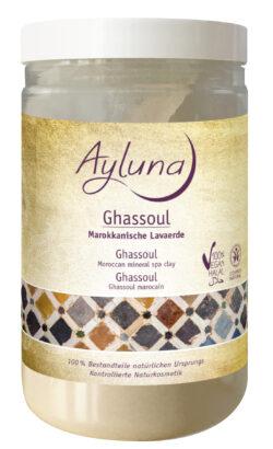 Ayluna Ghassoul Marokkanische Lavaerde 400g