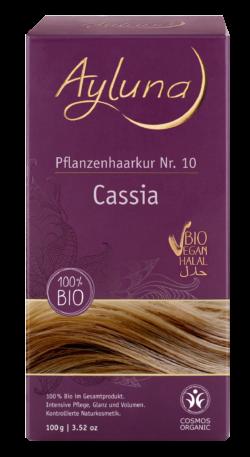 Ayluna Pflanzenhaarkur Nr. 10 Cassia 100g