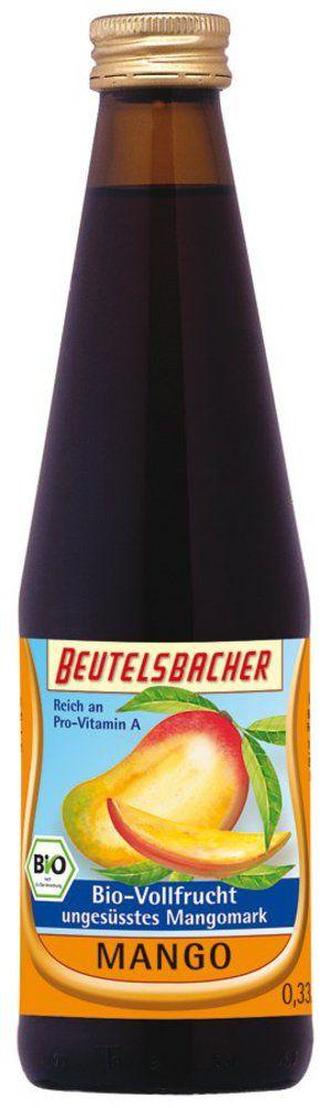 BEUTELSBACHER Bio Mango Vollfrucht 12x0,33l