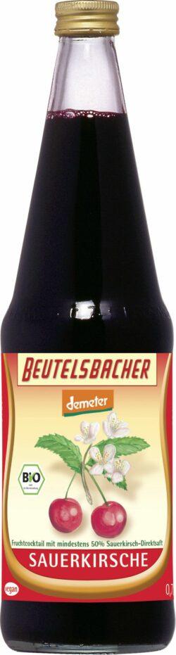 BEUTELSBACHER Demeter Sauerkirsche 6x0,7l
