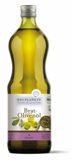 BIO PLANÈTE Brat-Olivenöl 6x1l