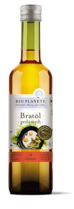 BIO PLANÈTE Bratöl gedämpft 0,5l