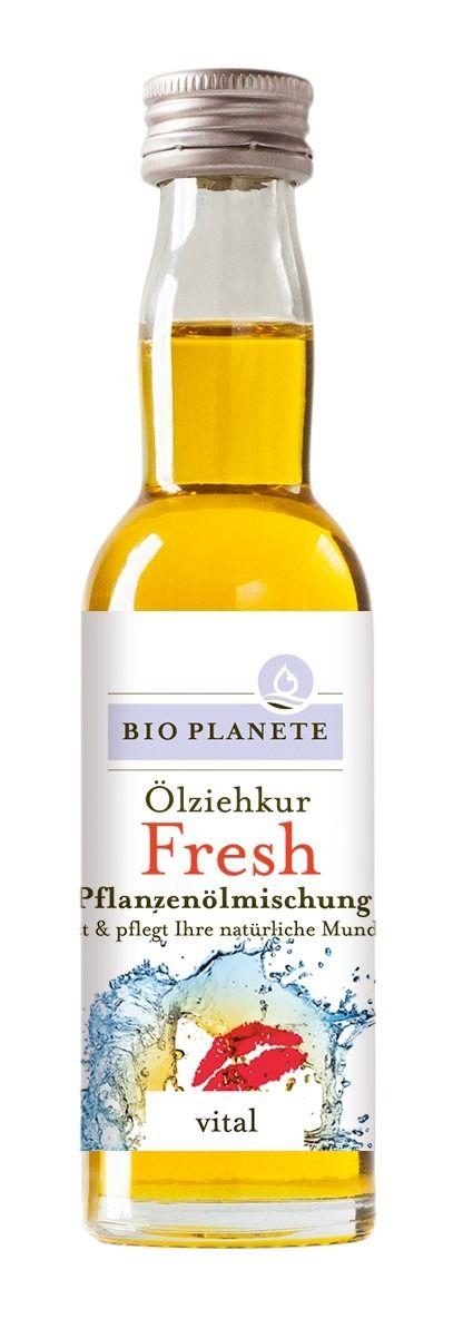 BIO PLANÈTE Fresh Ölziehkur 24x40ml