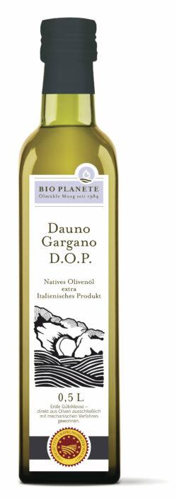 BIO PLANÈTE Natives Olivenöl extra Dauno Gargano D.O.P. 0,5l
