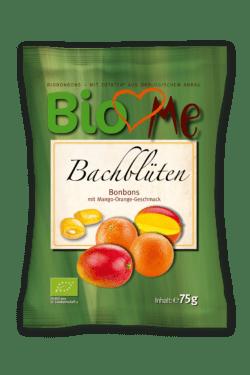 BIO loves Me Bachblüten Bonbons Mango-Orange 15x75g