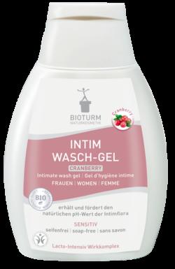 BIOTURM Intim Wasch-Gel Cranberry 250ml