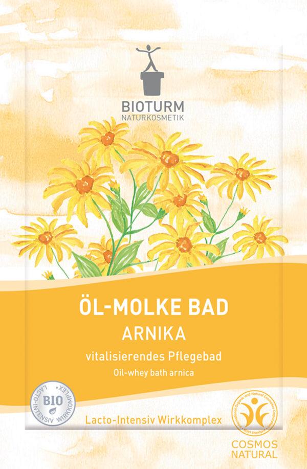 BIOTURM Öl-Molke Bad Arnika 10x30ml