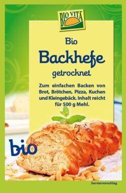 BIOVITA Bio Hefe, getrocknet 15x9g