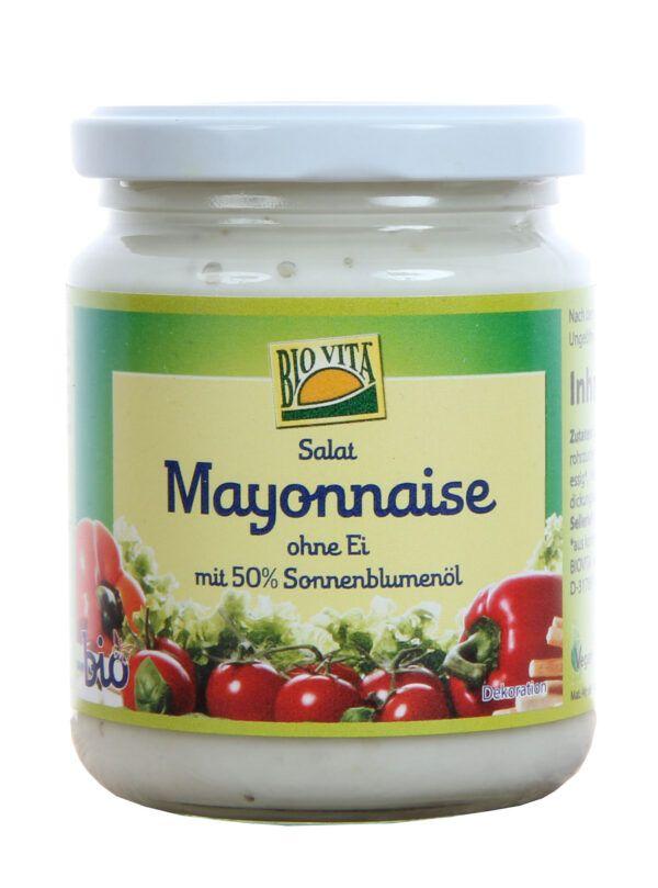 BIOVITA Mayonnaise ohne Ei 250ml
