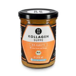 BONE BROX BROX Kollagen-Suppe Bio-Karotte mit roten Linsen & Orange 6x370ml