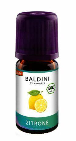 Baldini Bio Aroma Zitrone 5ml