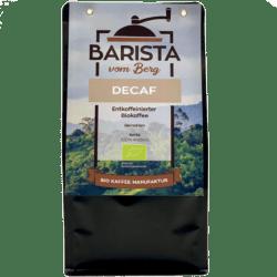 Barista vom Berg Bio Cafe Decaf 500 g - gemahlen 8x500g