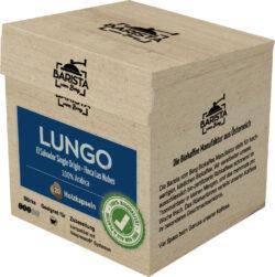 Barista vom Berg Biokaffeekapsel aus Holz Lungo 8x108g