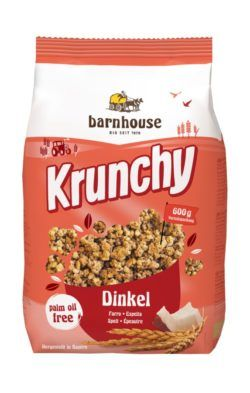 Barnhouse  Krunchy Dinkel 6x600g