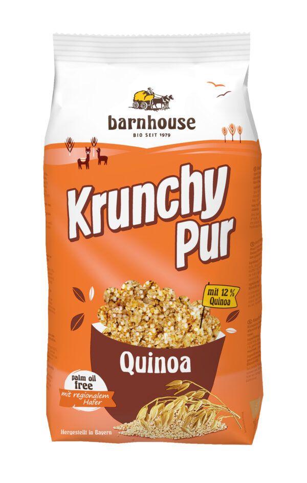Barnhouse  Krunchy Pur Quinoa 6x750g