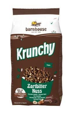 Barnhouse  Krunchy Zartbitter-Nuss 750g
