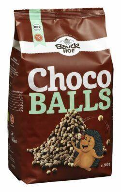 Bauckhof Choco Balls glutenfrei Bio 4x300g