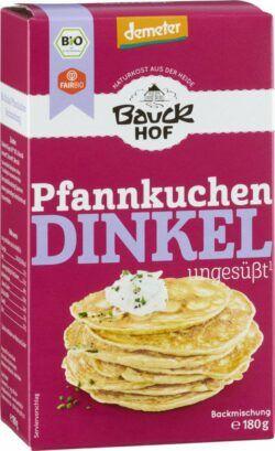Bauckhof Dinkel Pfannkuchen Demeter 6x180g