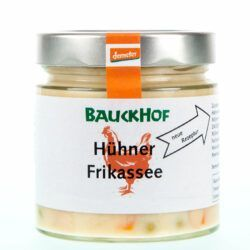 Bauckhof Hühnerfrikassee 6x380g