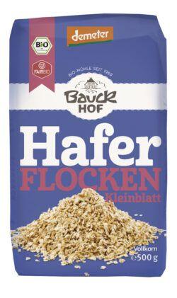Bauckhof Haferflocken Kleinblatt Demeter 6x500g