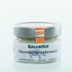 Bauckhof Hausmacher Leberwurst 6x100g