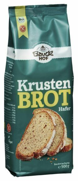 Bauckhof Krustenbrot glutenfrei Bio 6x500g