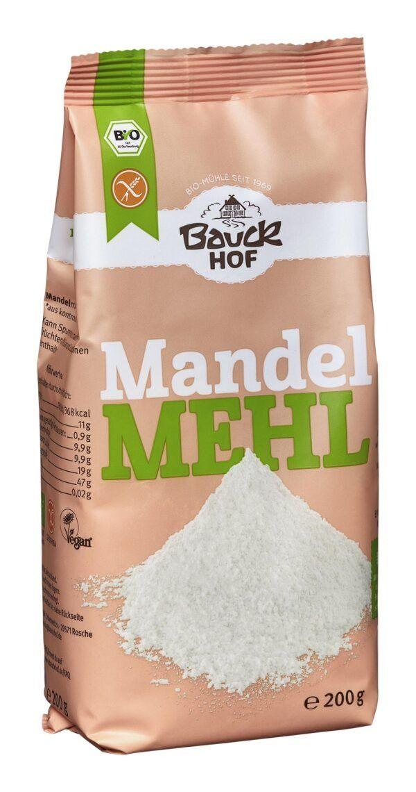Bauckhof Mandelmehl glutenfrei Bio 6x200g