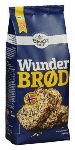 Bauckhof Wunderbrød glutenfrei Bio 6x600g
