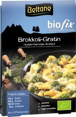 Beltane Biofix Brokkoli-Gratin, vegan, glutenfrei, lactosefrei 10x22,6g