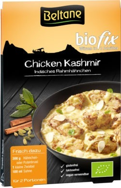 Beltane Biofix Chicken Kashmir, vegan, glutenfrei, lactosefrei 10x18g