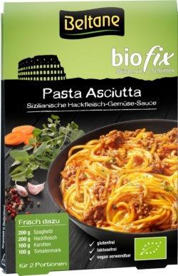 Beltane Biofix Pasta Asciutta, vegan, glutenfrei, lactosefrei 10x29,8g
