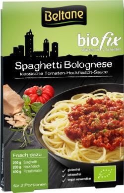 Beltane Biofix Spaghetti Bolognese, vegan, glutenfrei, lactosefrei 27g