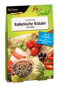 Beltane Fix Für Salat Italienische Kräuter mit Citrus 10x30g