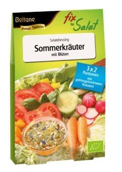Beltane Fix Für Salat Sommerkräuter mit Blüten 10x27g