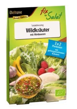 Beltane Fix Für Salat Wildkräuter mit Himbeeren 10x30g