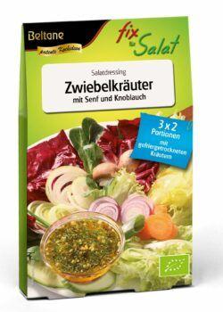 Beltane Fix Für Salat Zwiebelkräuter mit Senf & Knoblauch 10x30g