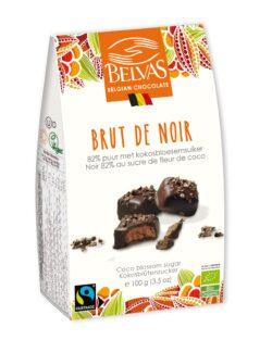 Belvas Brut de Noir mit Kokosblütenzucker 6x100g