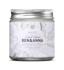 Ben&Anna Natural Care Ben& Anna Natural Care Natural Toothpaste White 100ml