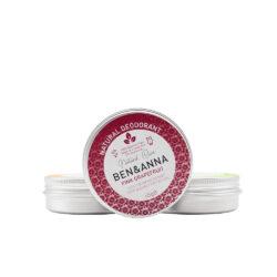 Ben&Anna Natural Care Deo Metalldose Pink Grapefruit 45g