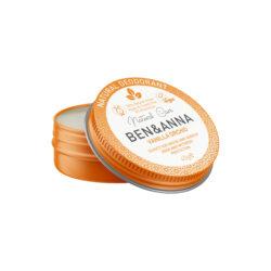 Ben&Anna Natural Care Deo Metalldose Vanilla Orchid 45g