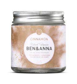 Ben&Anna Natural Care Natural Toothpowder Cinnamon 45g