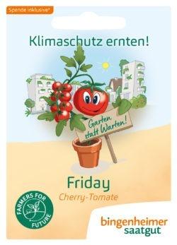 Bingenheimer Saatgut Friday - Tomate (Saatgut) 20x1Stück