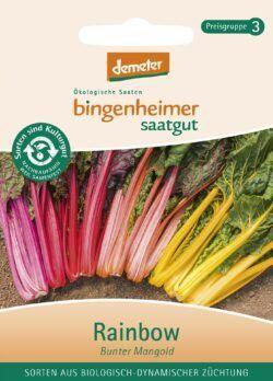 Bingenheimer Saatgut Rainbow - Mangold (Saatgut) 5x1Stück