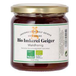Bio Imkerei Geiger Waldhonig 6x500g