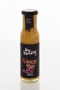 BioBandits  Humming Honey Mustard Dressing 6x250ml